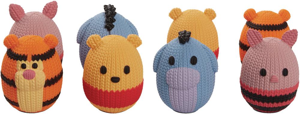 - Disney Winnie The Pooh Hmbr Mini Egg 4pk (Net)
