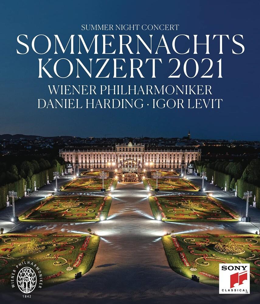 Harding, Daniel / Wiener Philharmoniker - Sommernachtskonzert 2021 / Summer Night Concert 21
