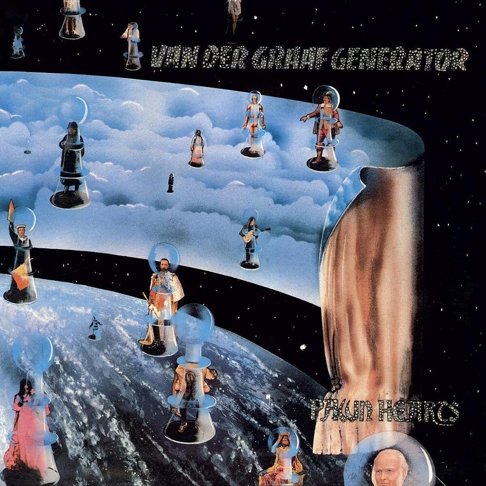 Van Der Graaf Generator - Pawn Hearts (W/Dvd) (Uk)