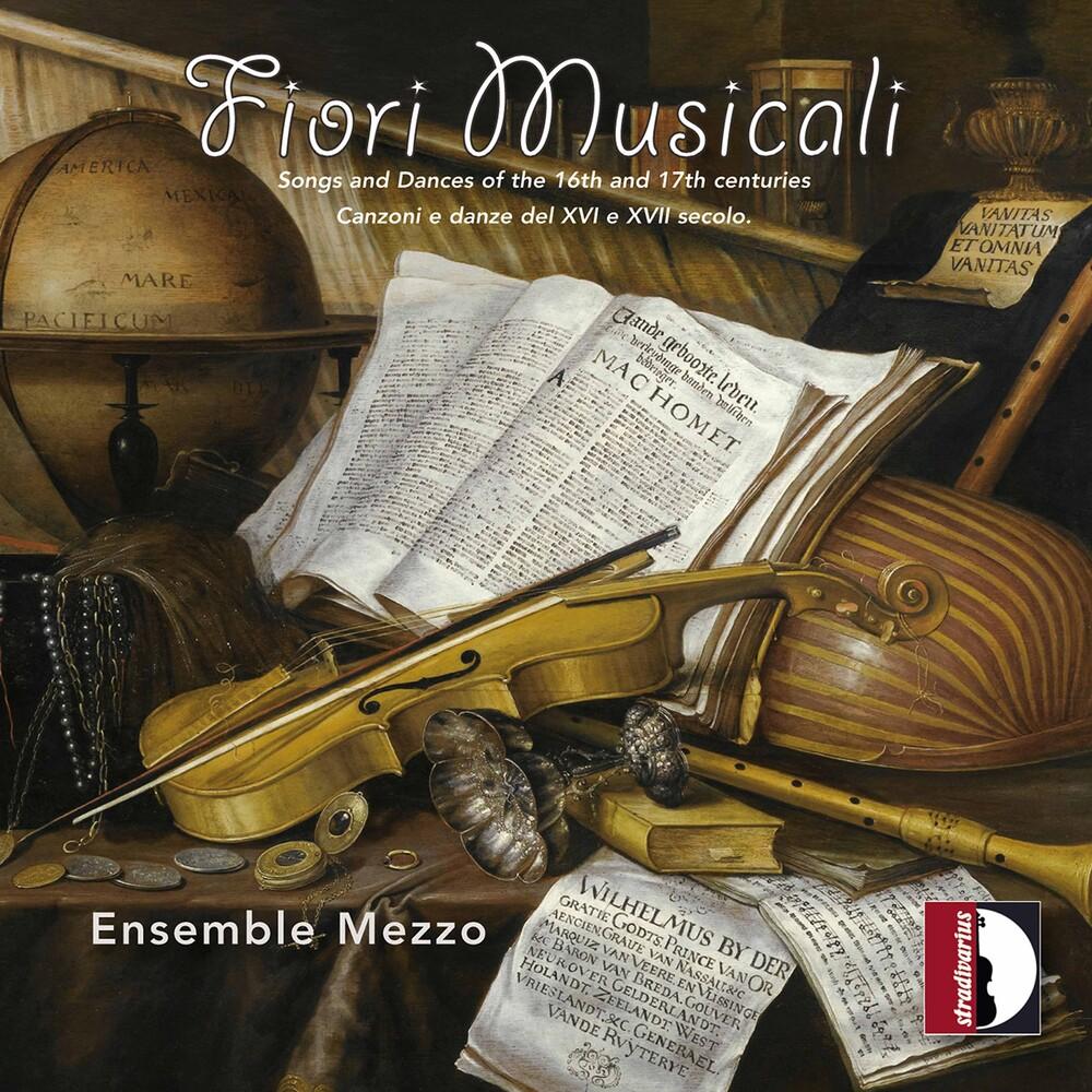 Cabezon / Ensemble Mezzo - Fiori Musicali