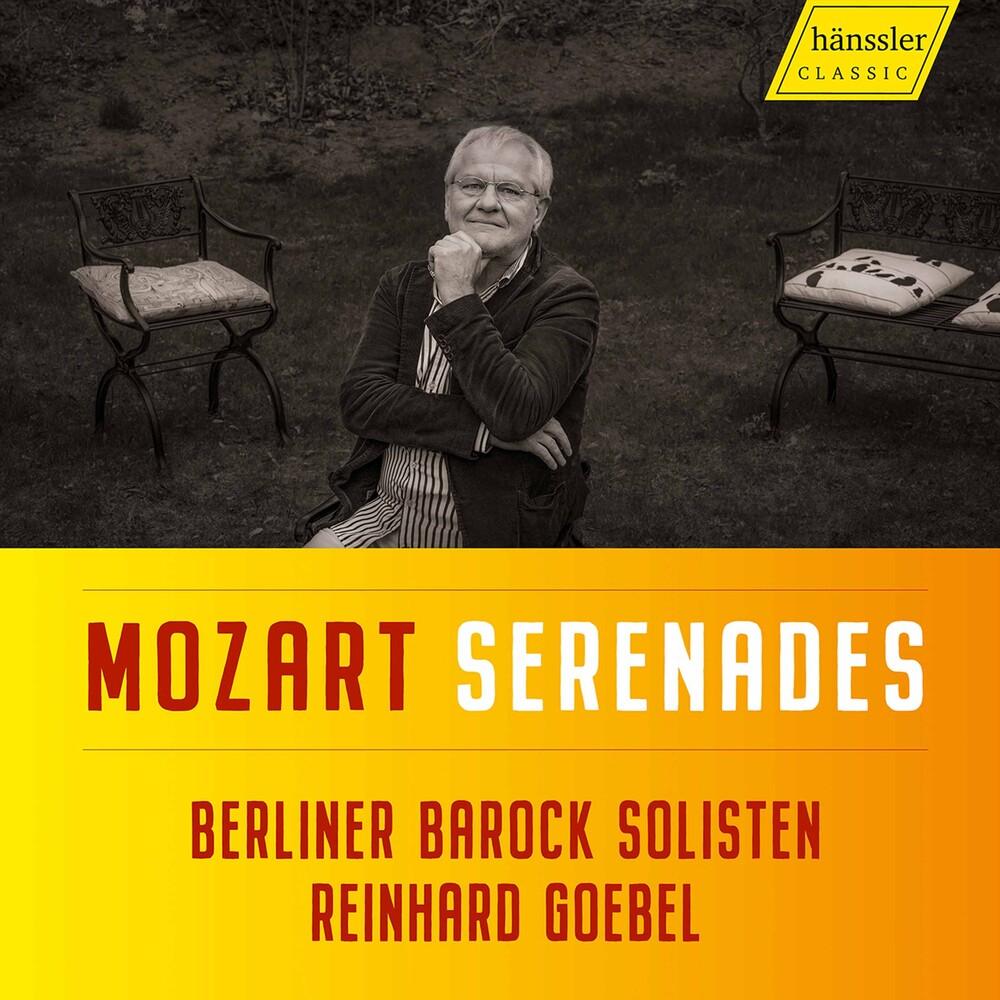 Mozart / Berliner Barock Solisten / Goebel - Mozart Serenades
