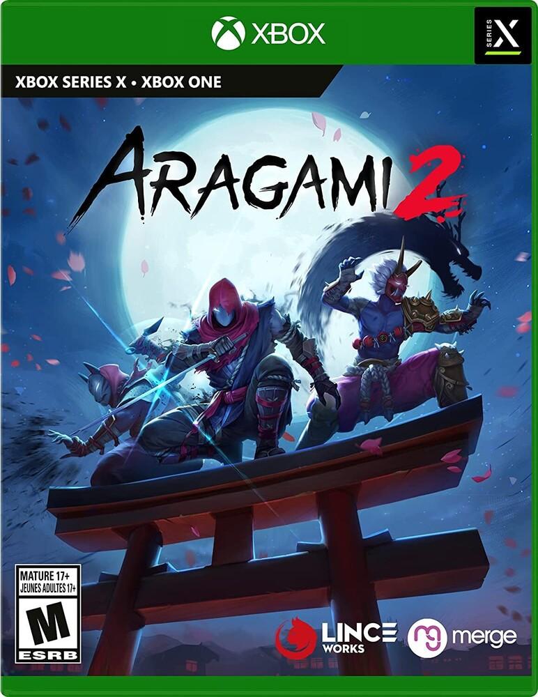 Xb1/Xbx Aragami 2 - Xb1/Xbx Aragami 2