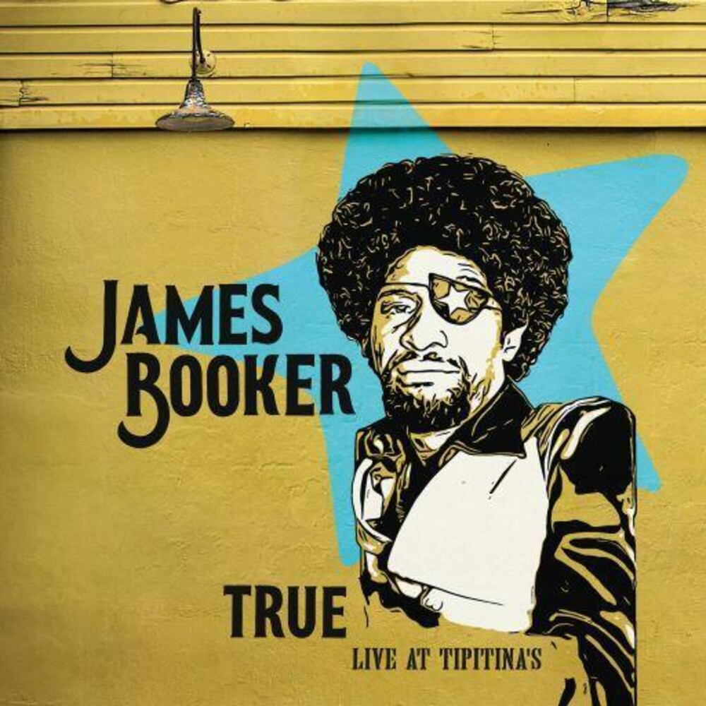 James Booker - True - Live At Tipitina's [Indie Exclusive] [Colored Vinyl] [Limited Edition] [Indie Exclusive]