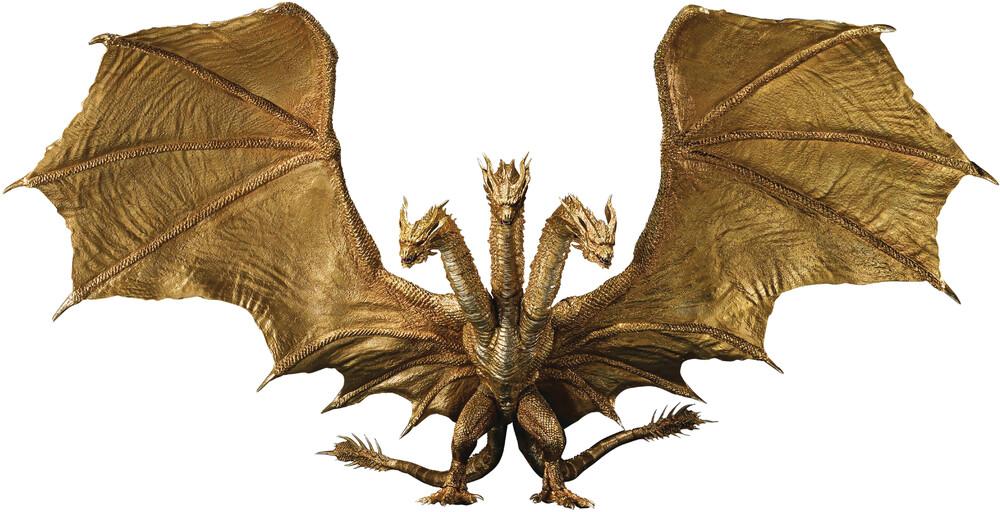 Tamashi Nations - Godzilla: King Of The Monsters - King Ghidorah '19