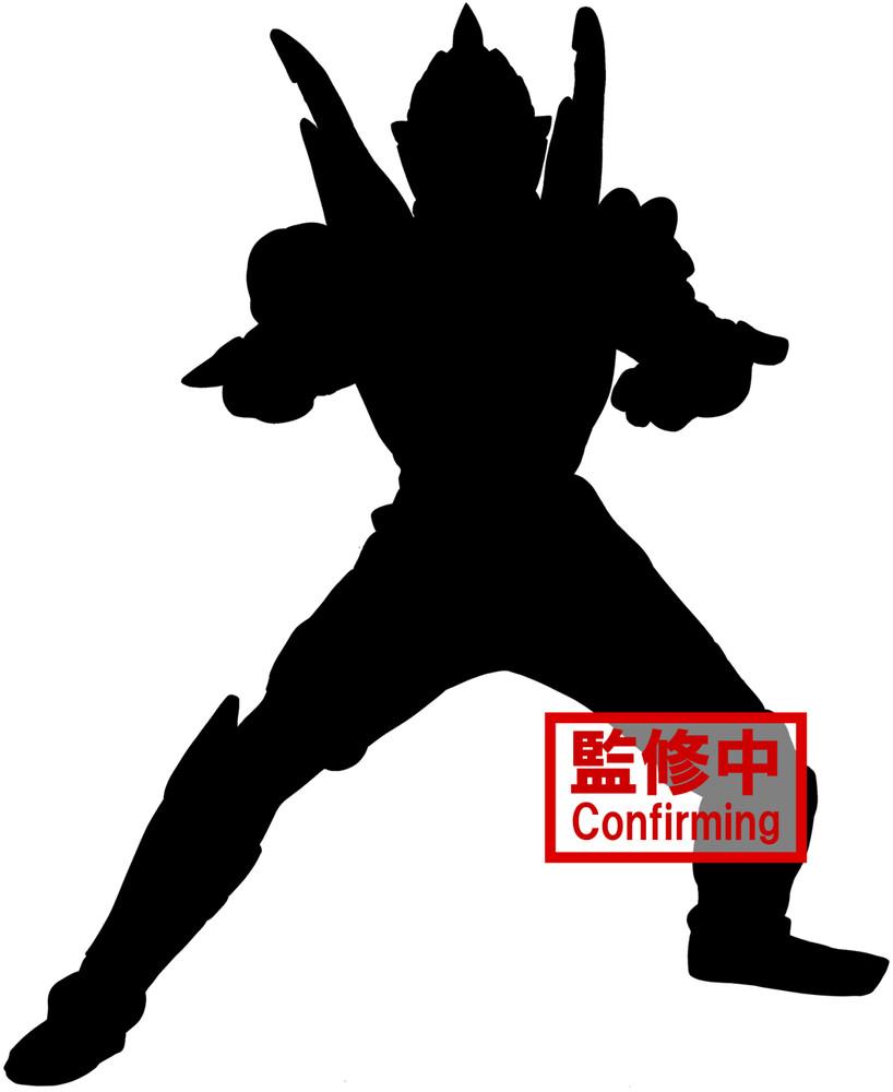 Banpresto - Ultraman Trigger Hero's Brave Statue - Trigger Dar