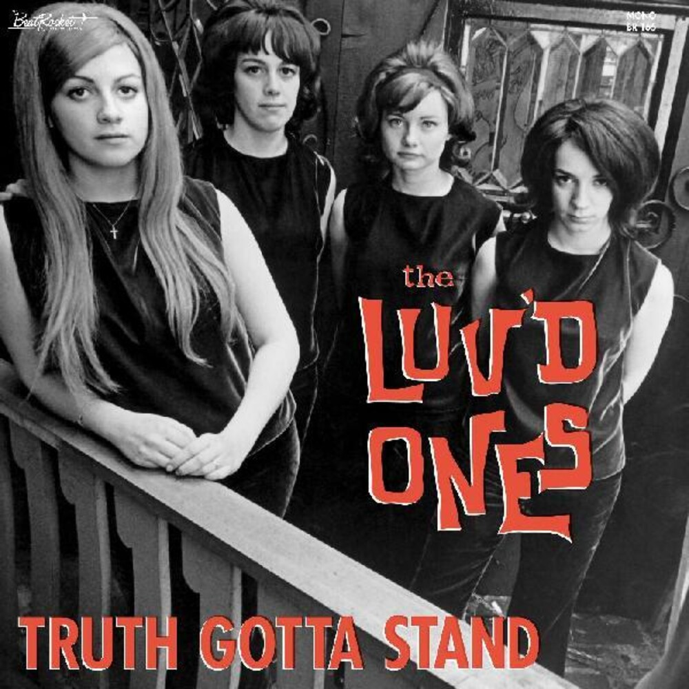 Luv'd Ones - Truth Gonna Stand [Colored Vinyl] (Ylw)