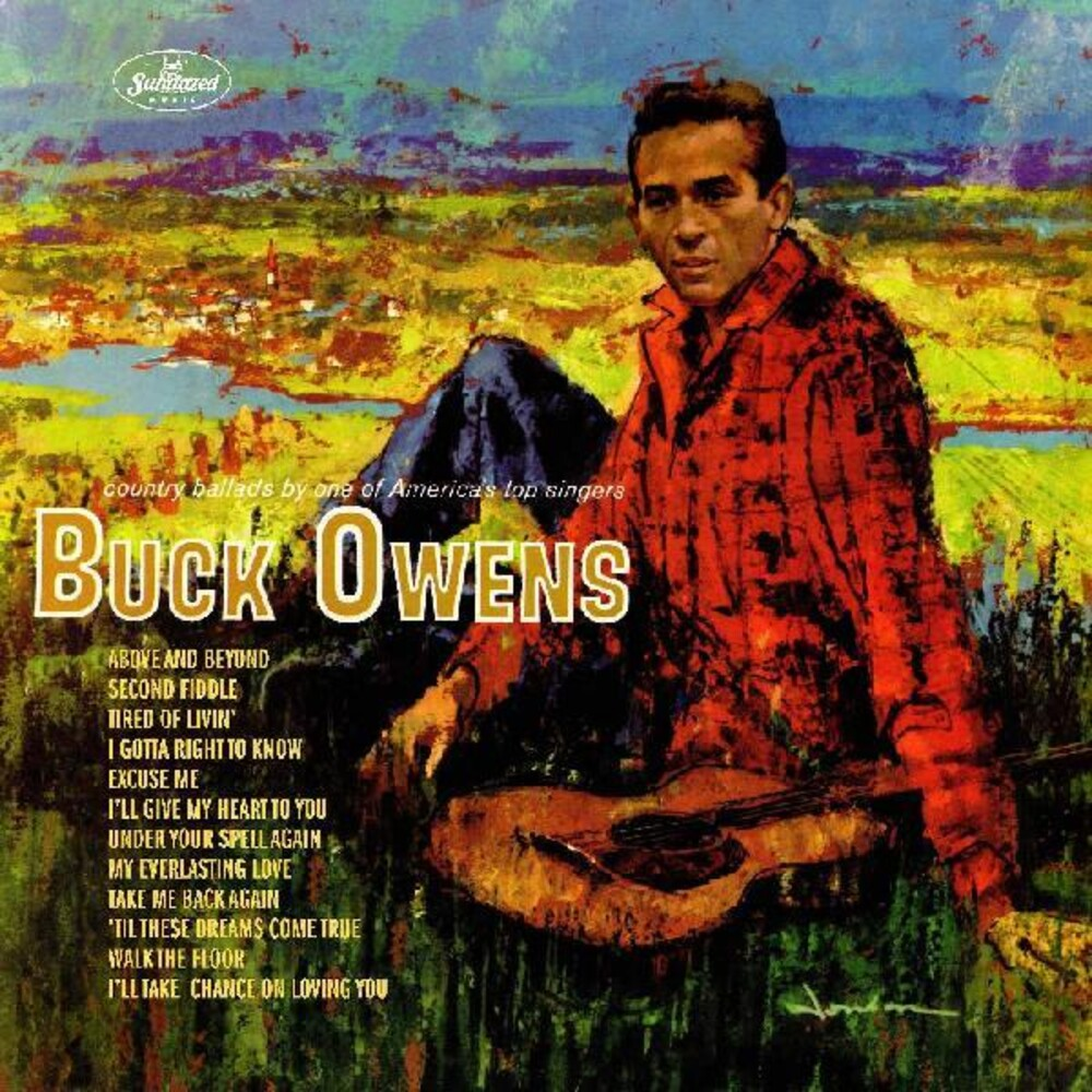 Buck Owens - Buck Owens [Clear Vinyl] (Aniv)