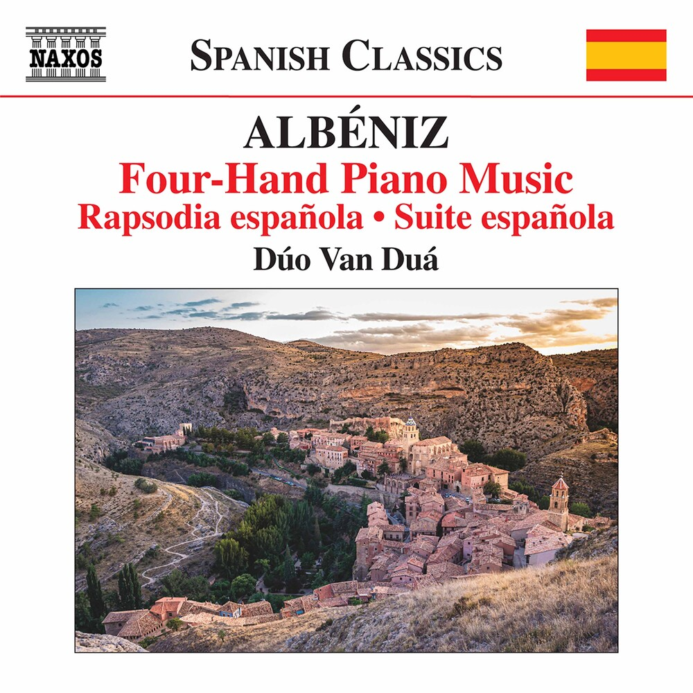 Albeniz / Duo Van Dua - Four-Hand Piano Music