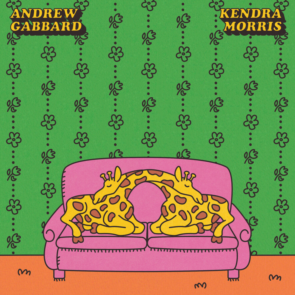 Andrew Gabbard  / Morris,Kendra - Don't Talk (Put Your Head On My Shoulder) (Pink)