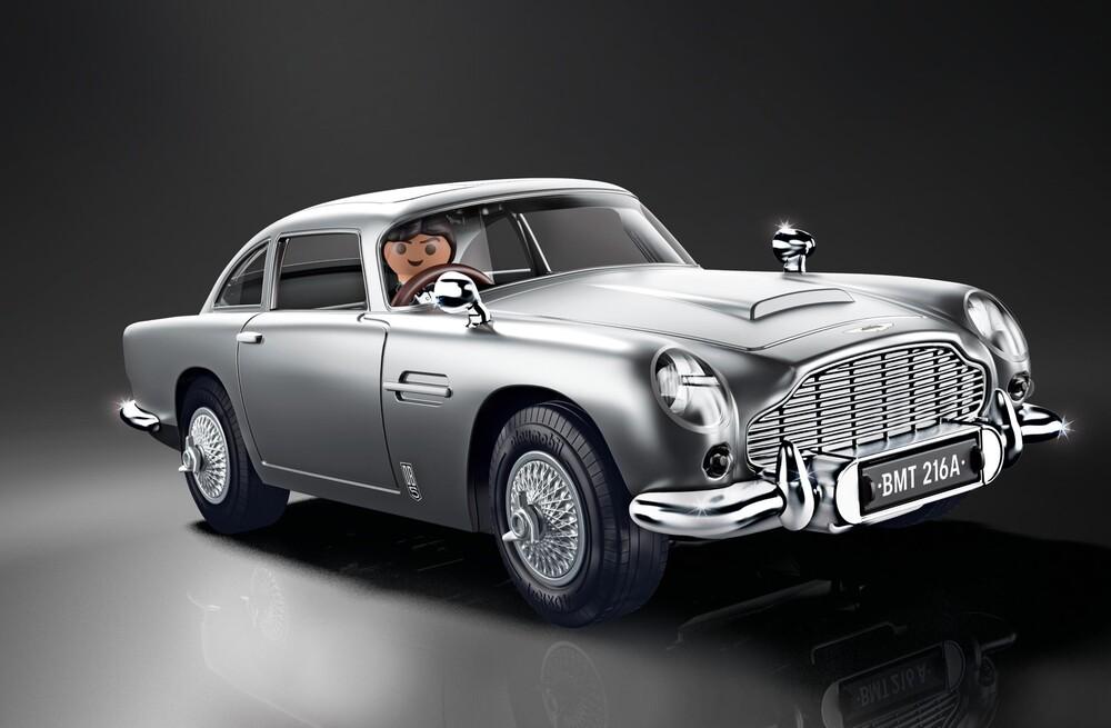 Playmobil - Playmobil - James Bond Aston Martin