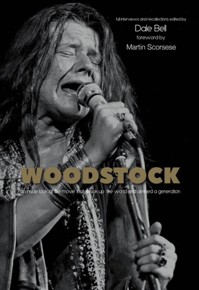Dale Bell  / Schoonmaker,Thelma - Woodstock (Ppbk)