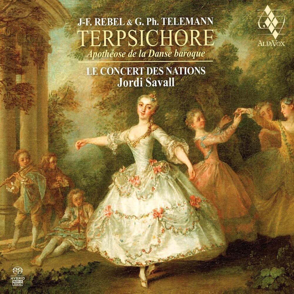 Jordi Savall - Terpsichore - Apothiose De La Danse Baroque