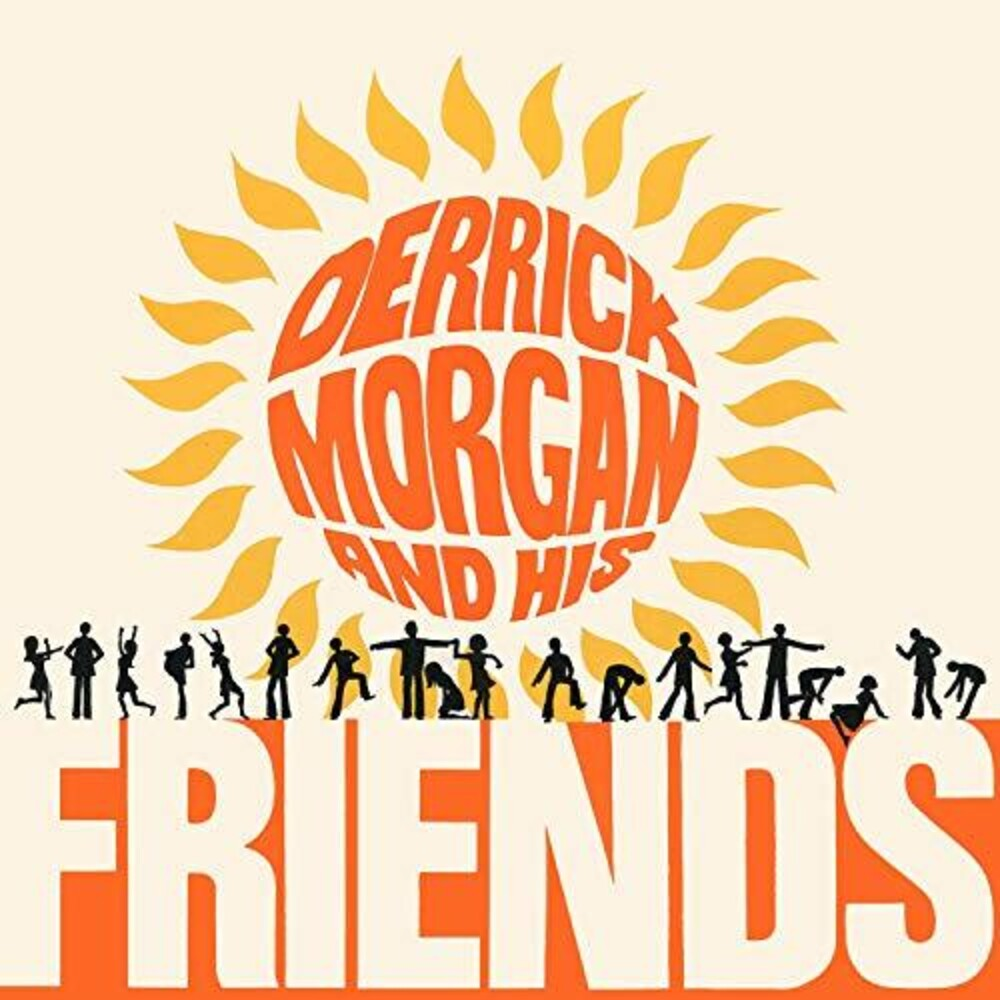 Derrick Morgan - Derrick Morgan & His Friends (Exp) (Uk)