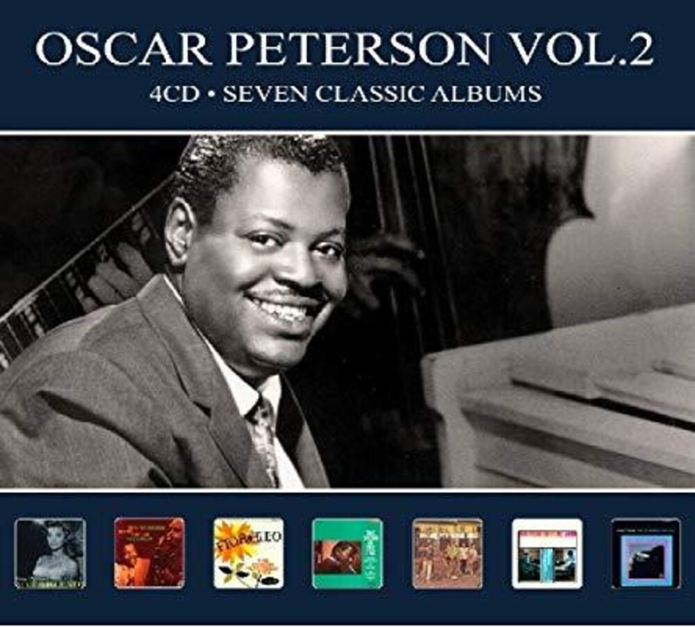 Oscar Peterson - 7 Classic Albums Vol 2 [Digipak] (Ger)