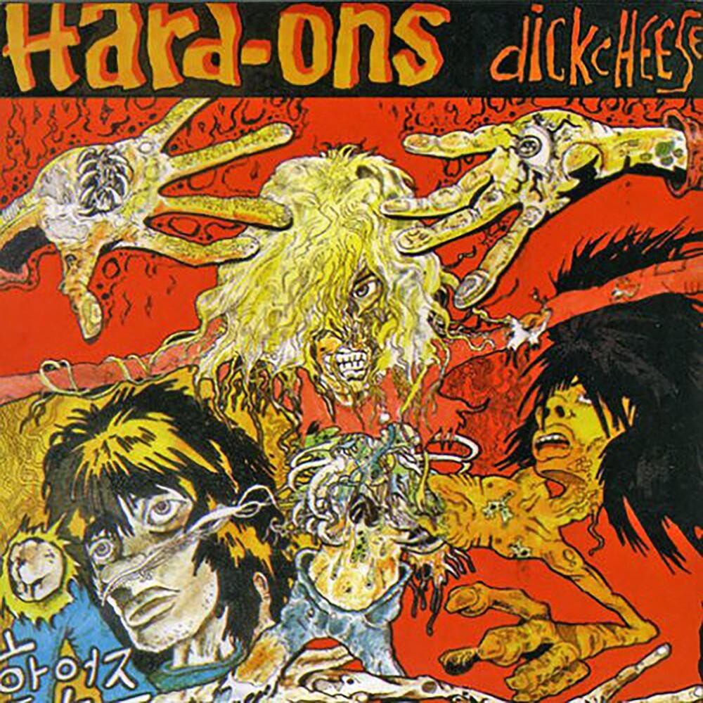 Hard-Ons - Dickcheese