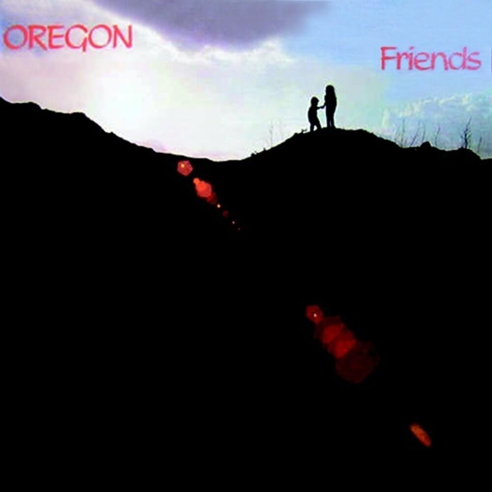 Oregon - Friends