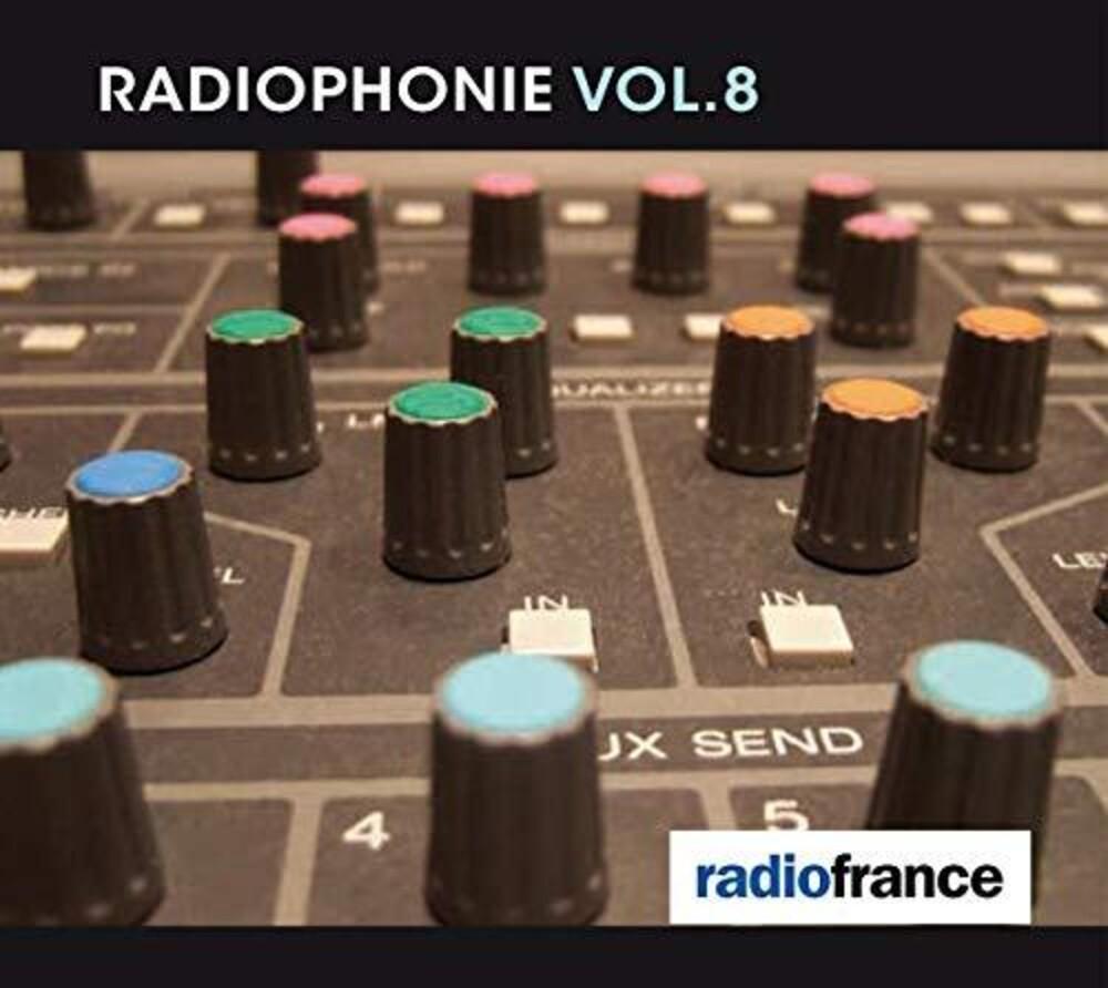 Radiophonie 8 / Various 2pk - Radiophonie 8 / Various (2pk)