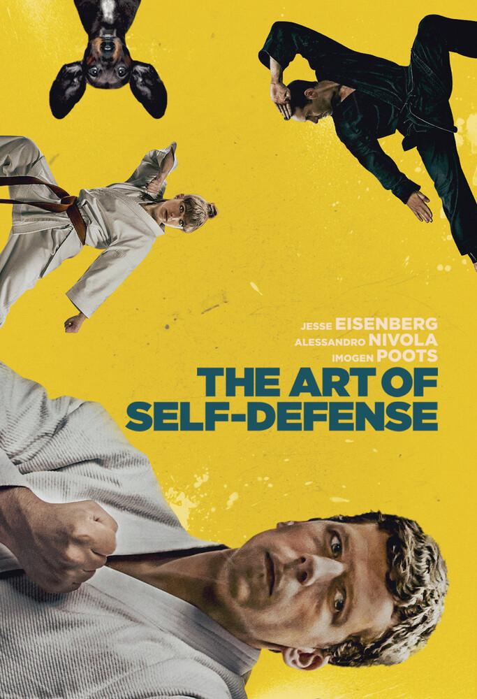 The Art of Self-Defense [Movie] - The Art Of Self-Defense