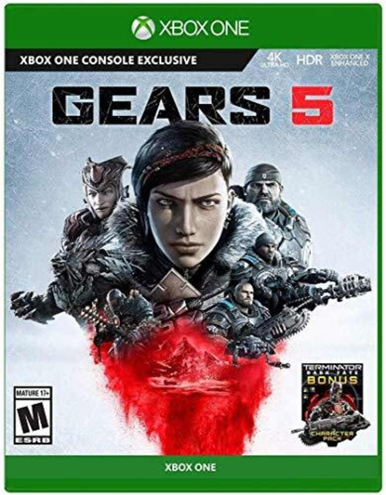 Xb1 Gears of War 5 - Gears Of War 5