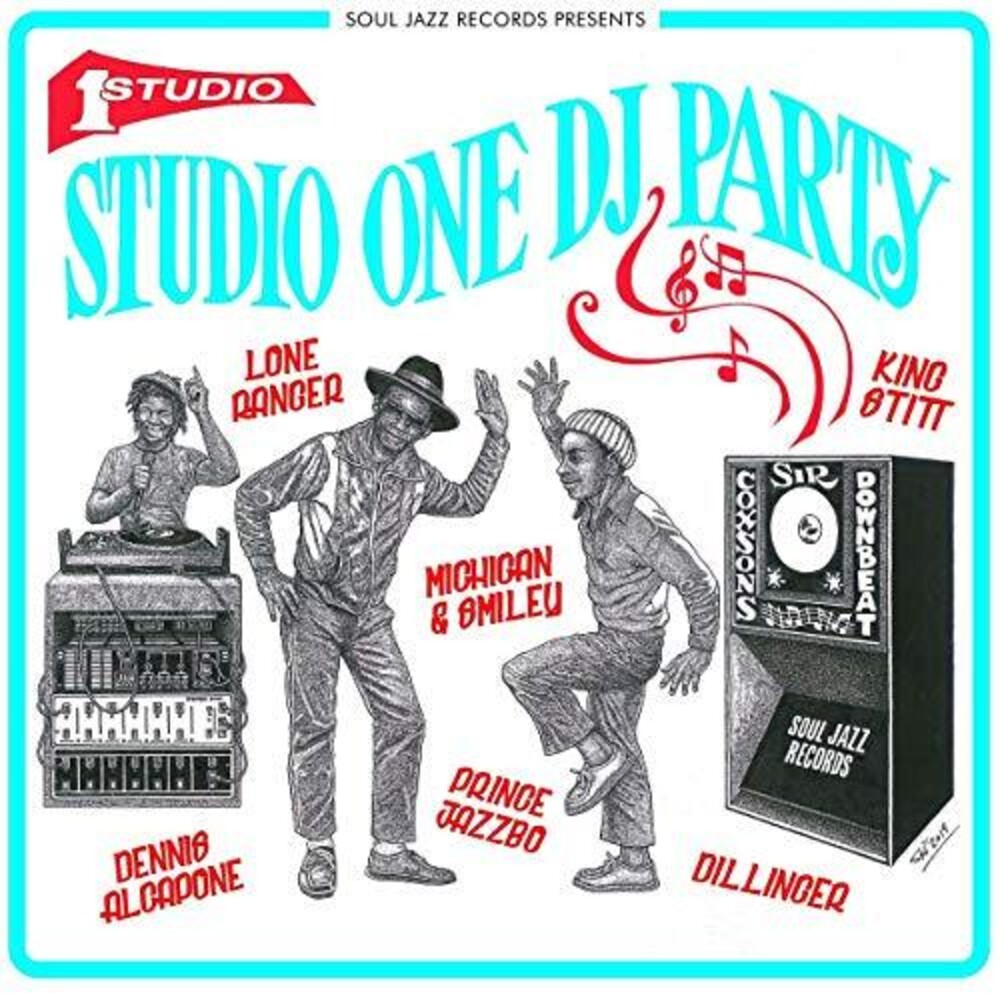 Soul Jazz Records Presents - Soul Jazz Records Presents Studio One Dj Party