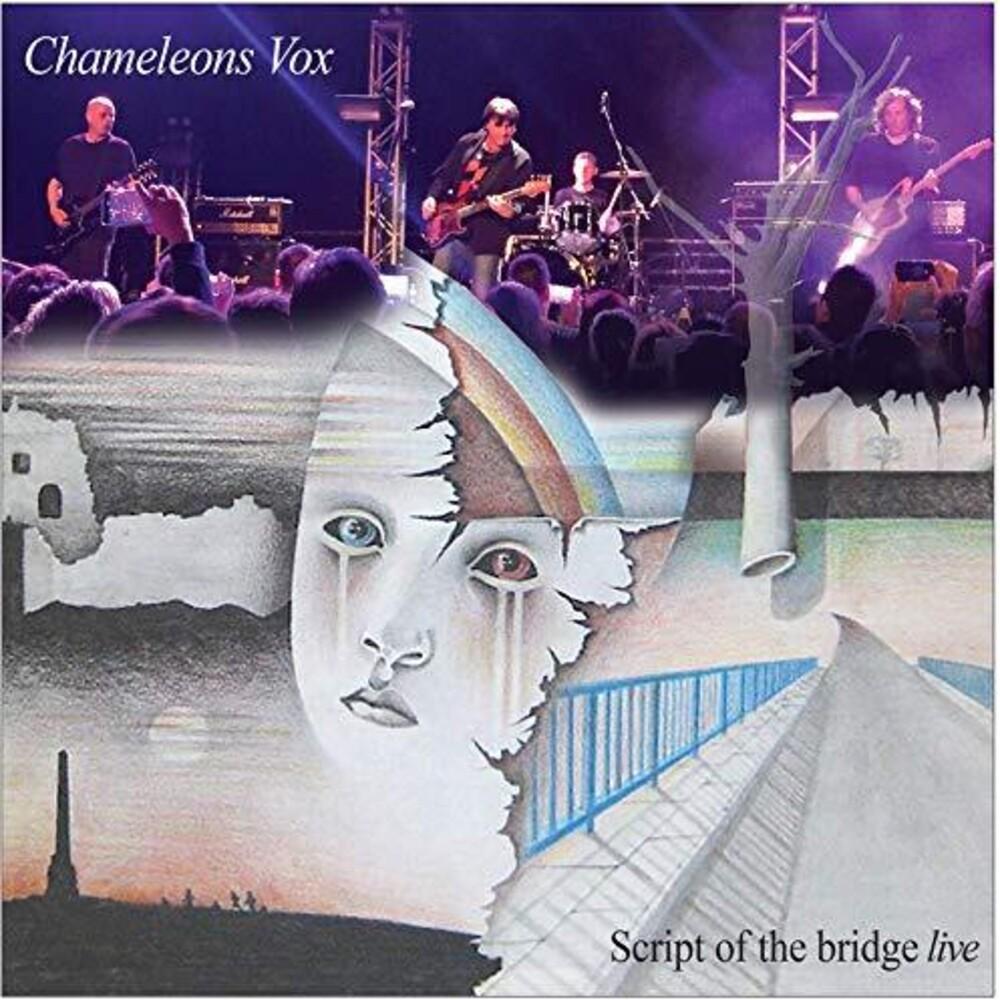 Chameleons Vox - Script Of The Bridge (Live)