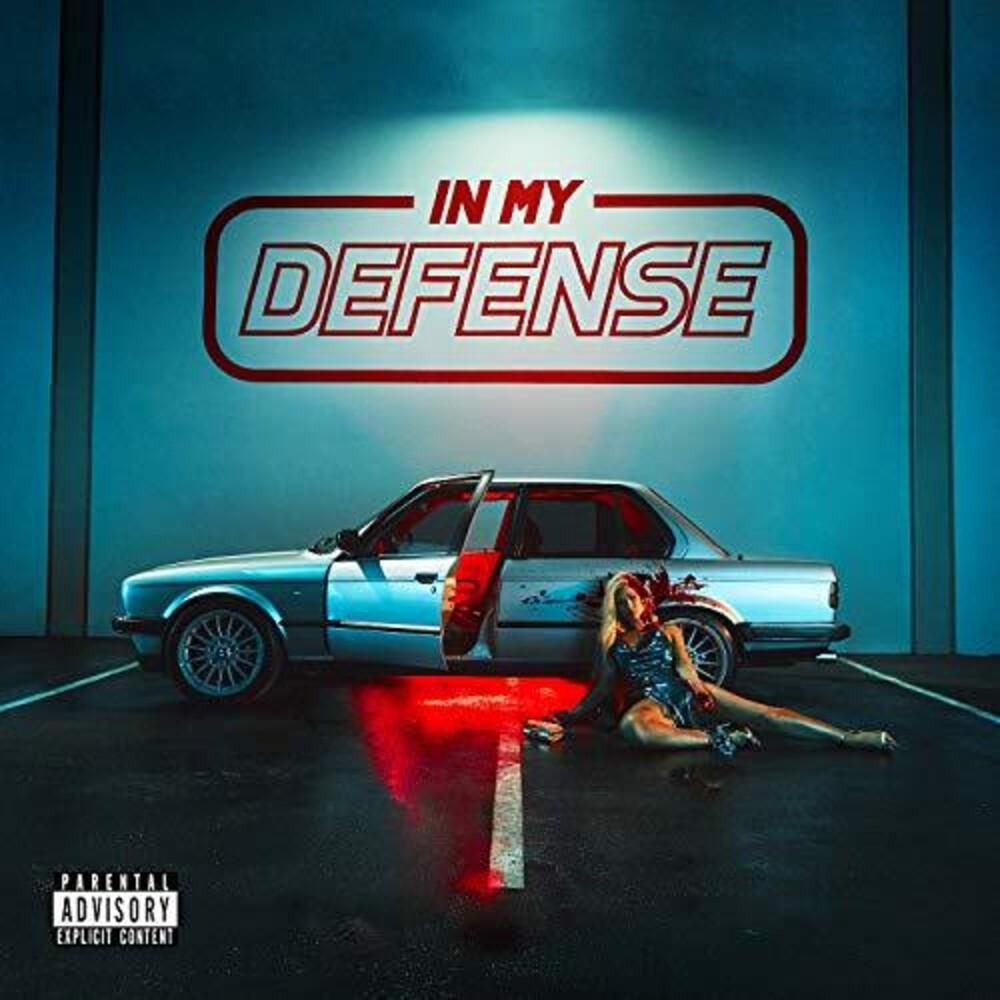 Iggy Azalea - In My Defense (Blk) (Colv) (Red)