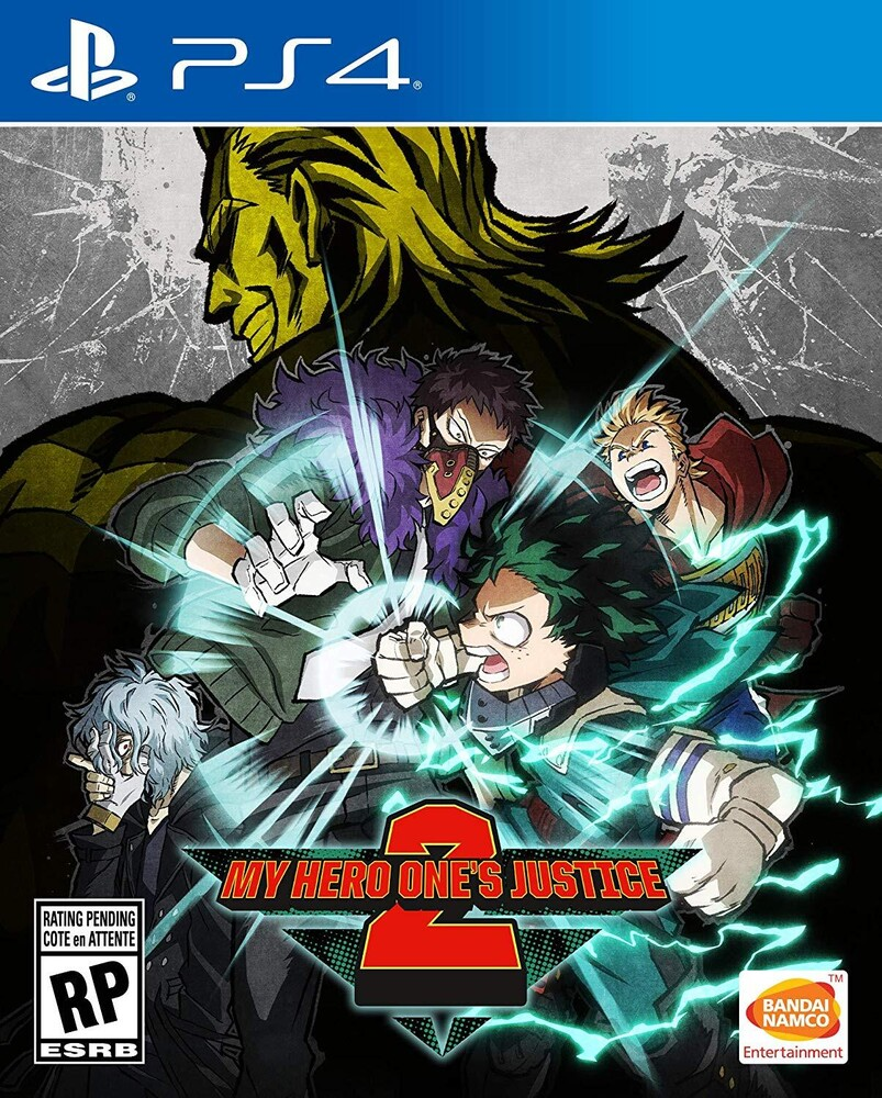 - My Hero One's Justice 2 for PlayStation 4
