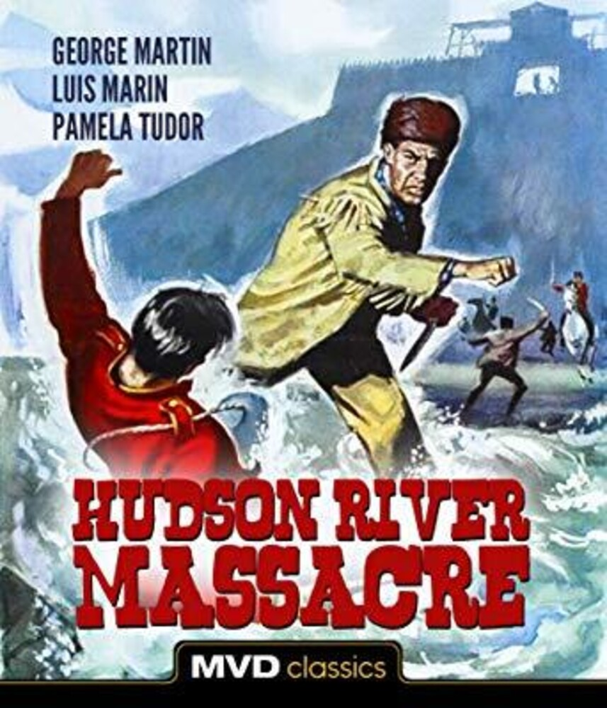 - Hudson River Massacre