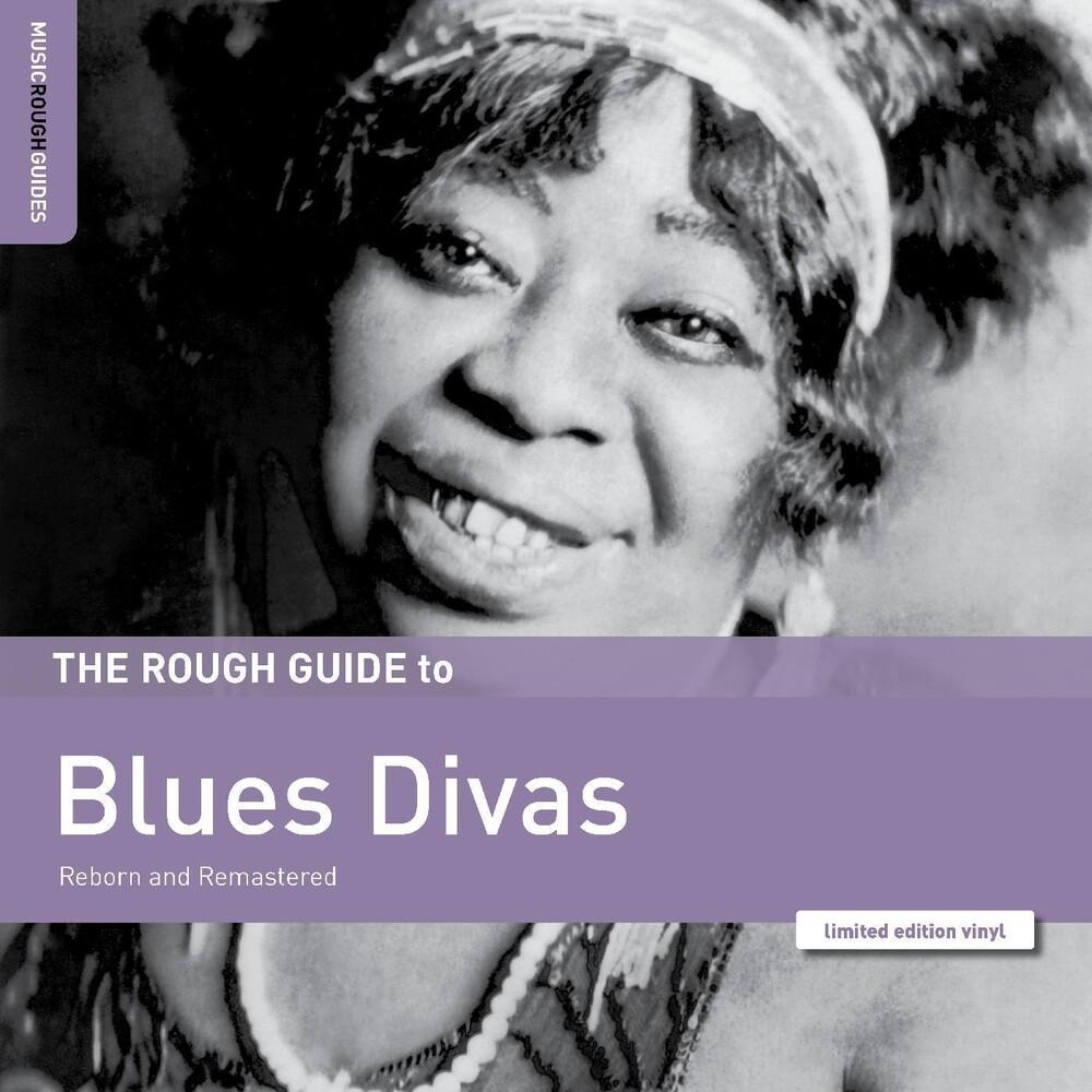Rough Guide To Blues Divas / Various - Rough Guide To Blues Divas / Various