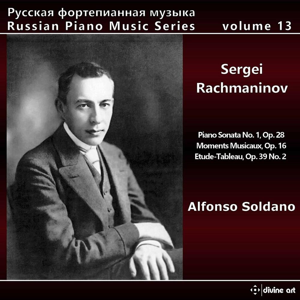 Alfonso Soldano - Russian Piano Music 13