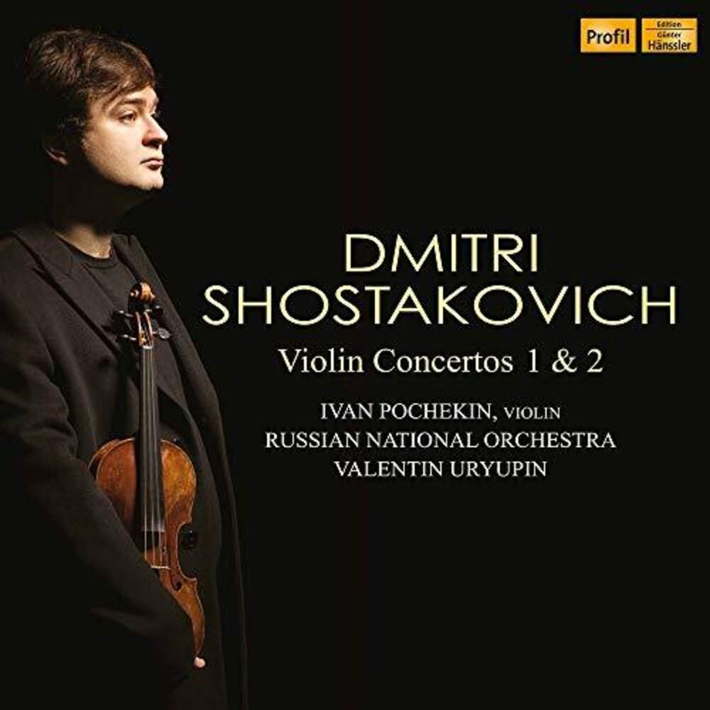 Ivan Pochekin - Violin Concertos 1 & 2
