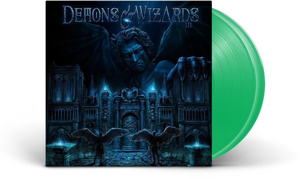 Demons & Wizards - III [Indie Exclusive Limited Edition 2LP]