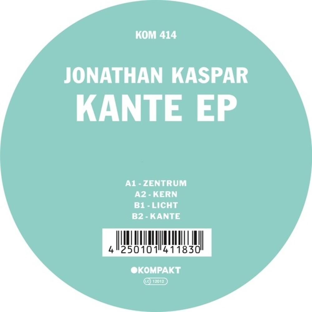 Jonathan Kaspar - Kante (Ep)