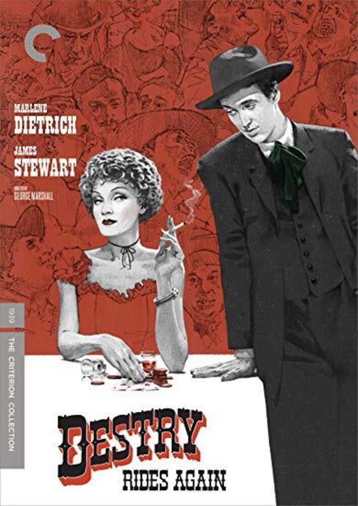 - Criterion Collection: Destry Rides Again / (4k)