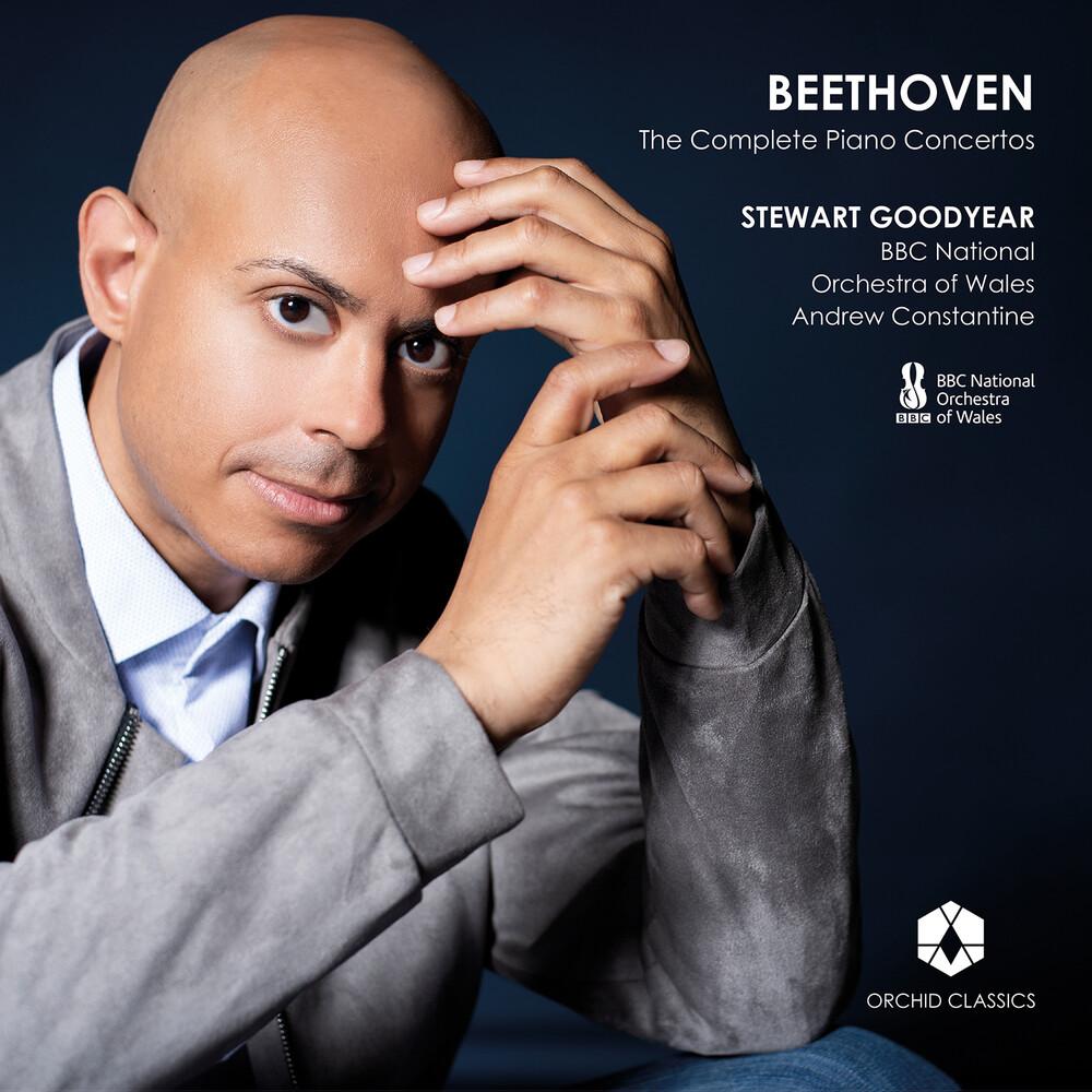 Stewart Goodyear - Complete Piano Concertos (3pk)
