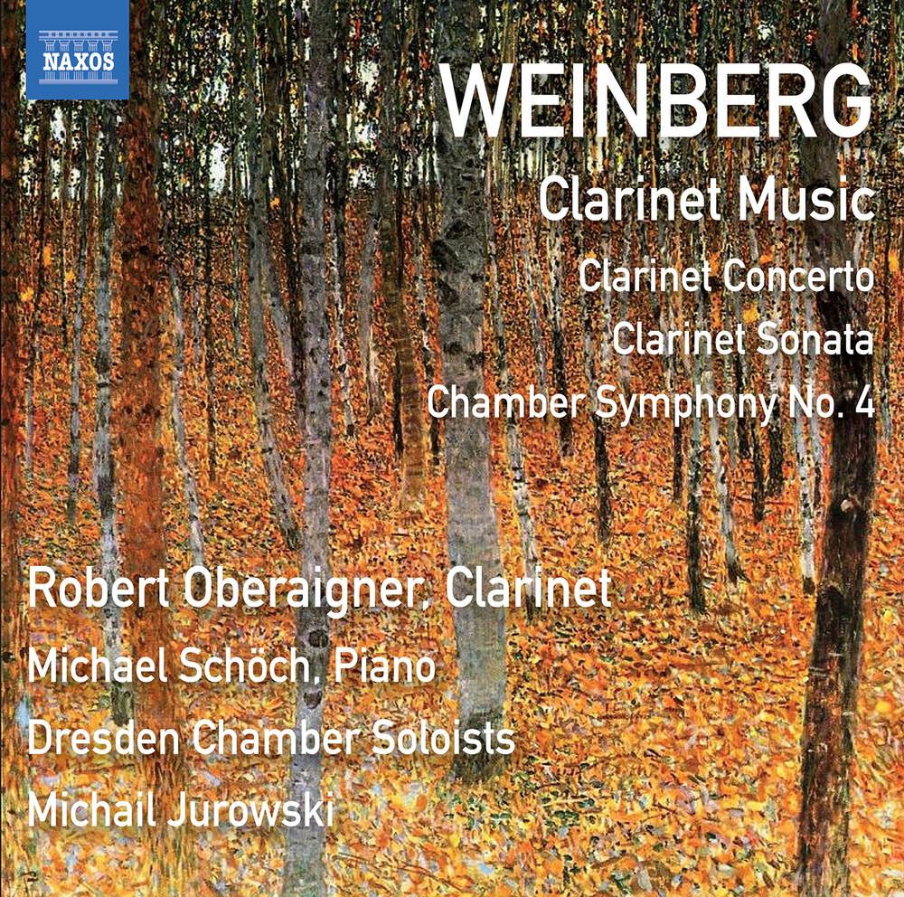 Weinberg / Jurowski / Schoch - Clarinet Concerto