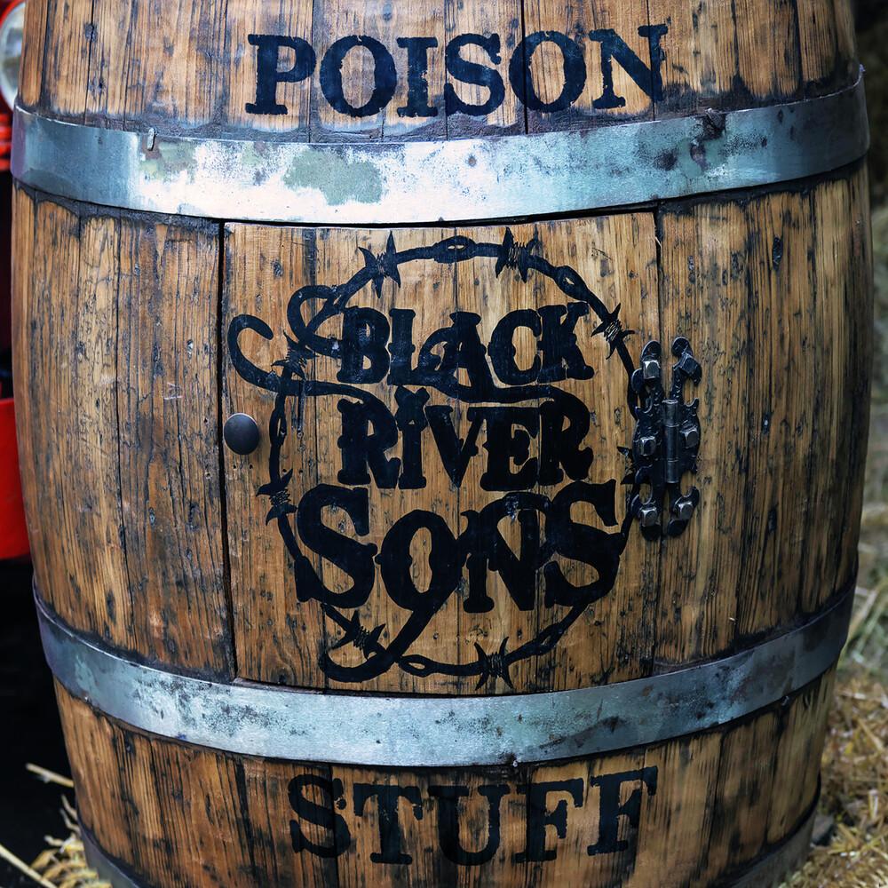black river sons - Poison Stuff [Digipak]
