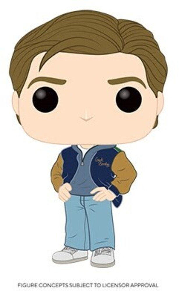 - FUNKO POP! DISNEY: Mighty Ducks - Coach Bombay