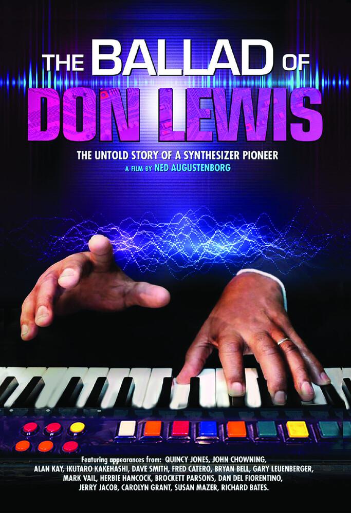 - Ballad Of Don Lewis
