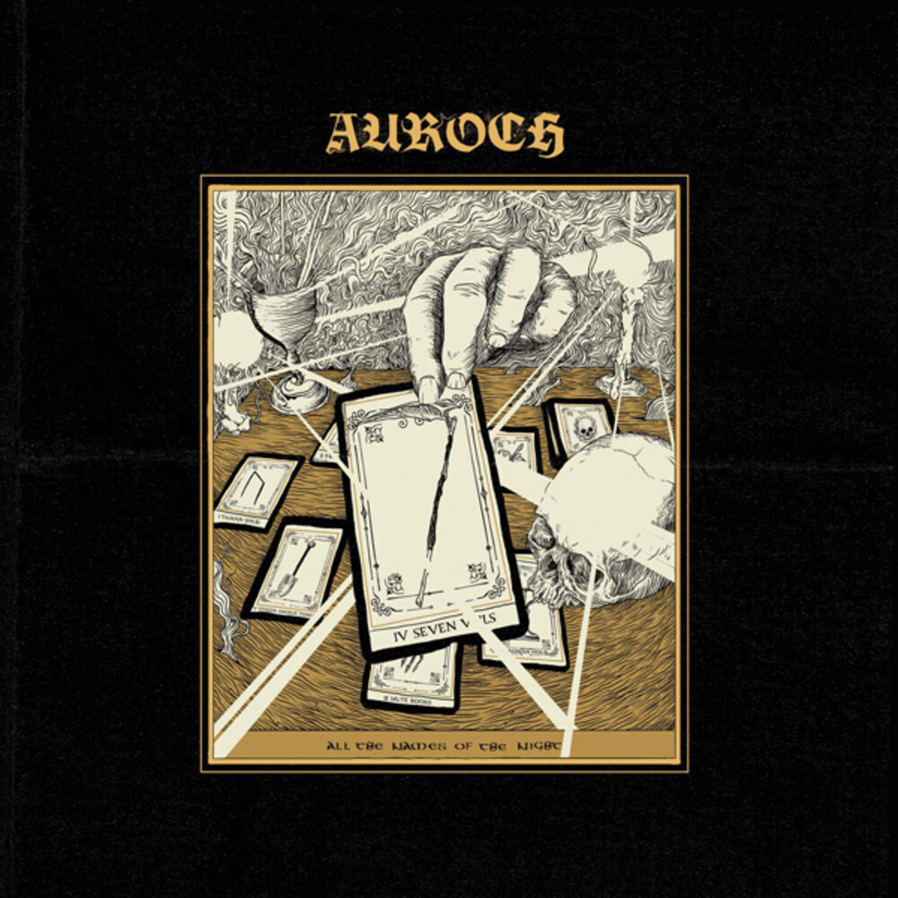 Auroch - All The Names Of The Night