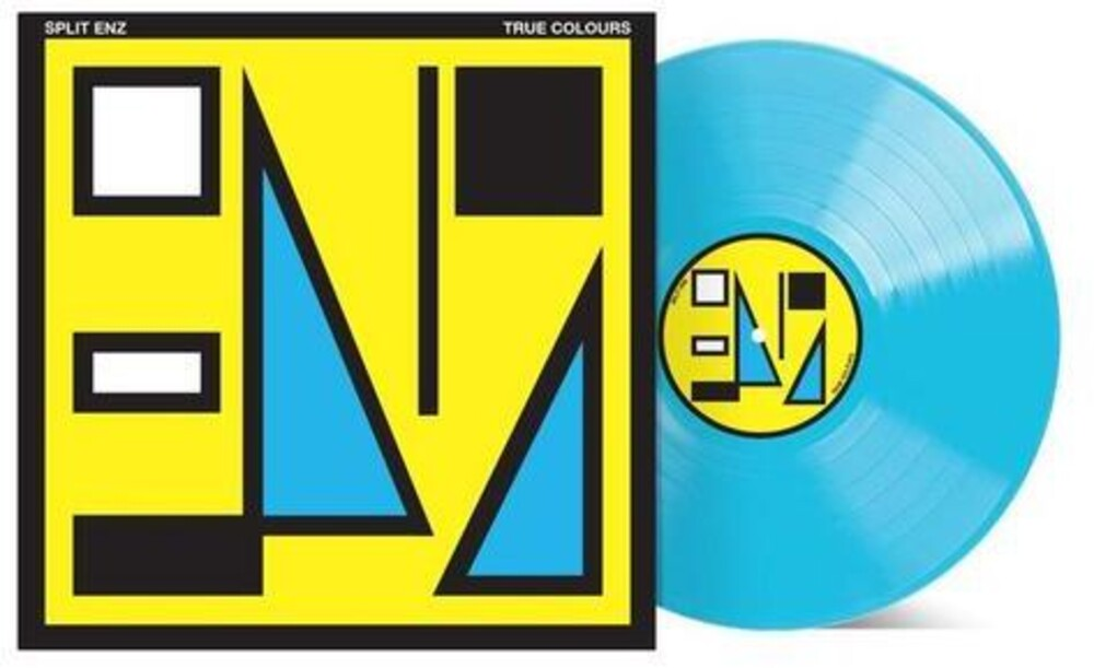 Split Enz - True Colours: 40th Anniversary Mix (Blue) (Ltd)