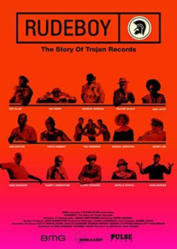 Various Artists - Rudeboy: The Story Of Trojan Records [DVD/CD]