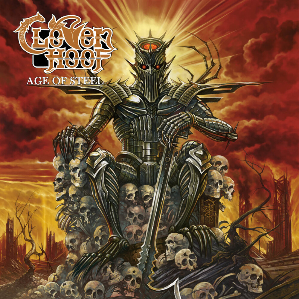 Cloven Hoof - Age Of Steel (Blk) (Ltd)
