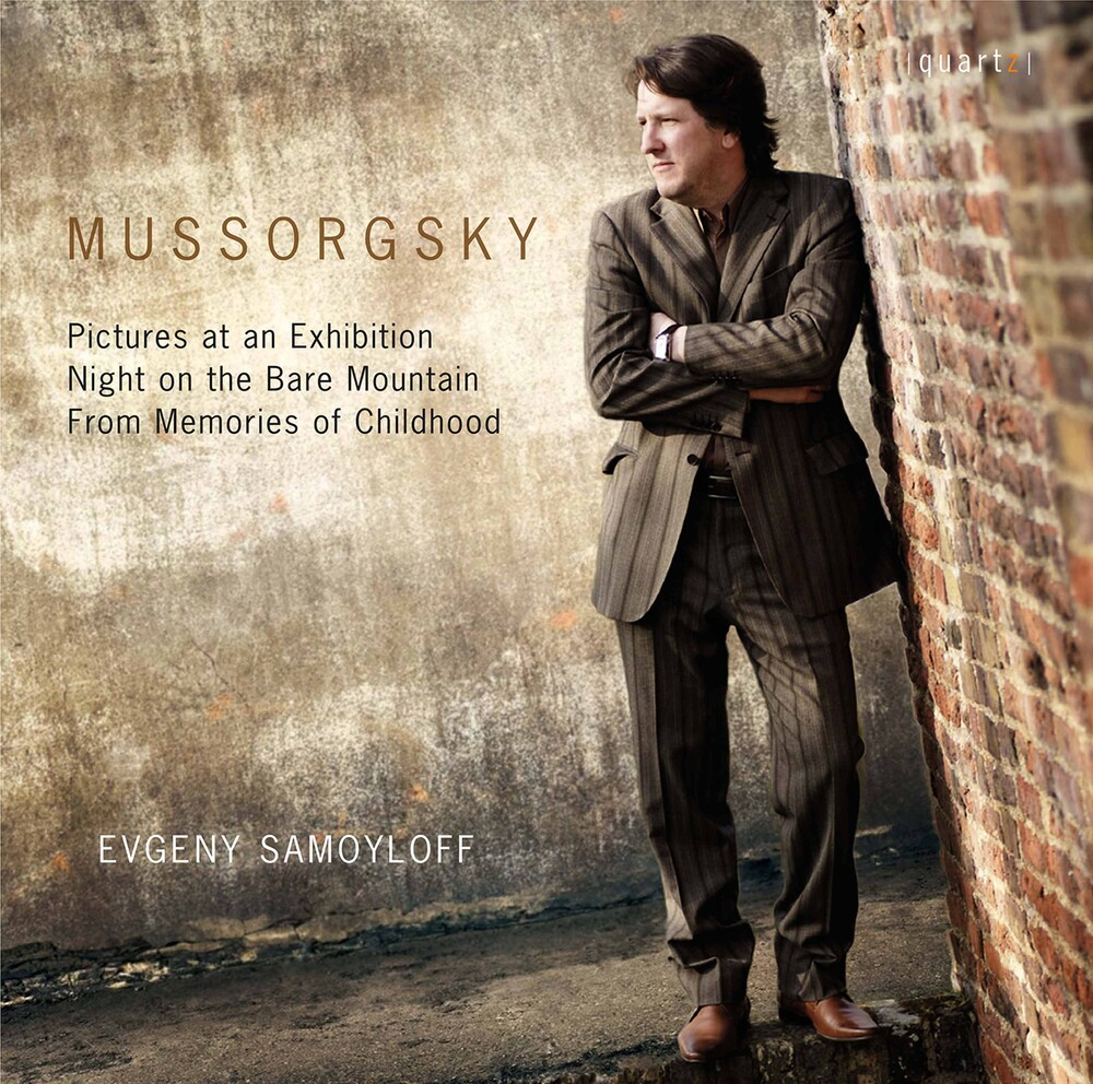 Mussorgsky / Samoyloff - Pictures At An Exhibition