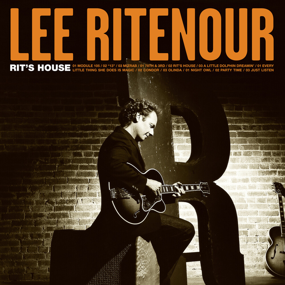 Lee Ritenour - Rit's House (Ogv)