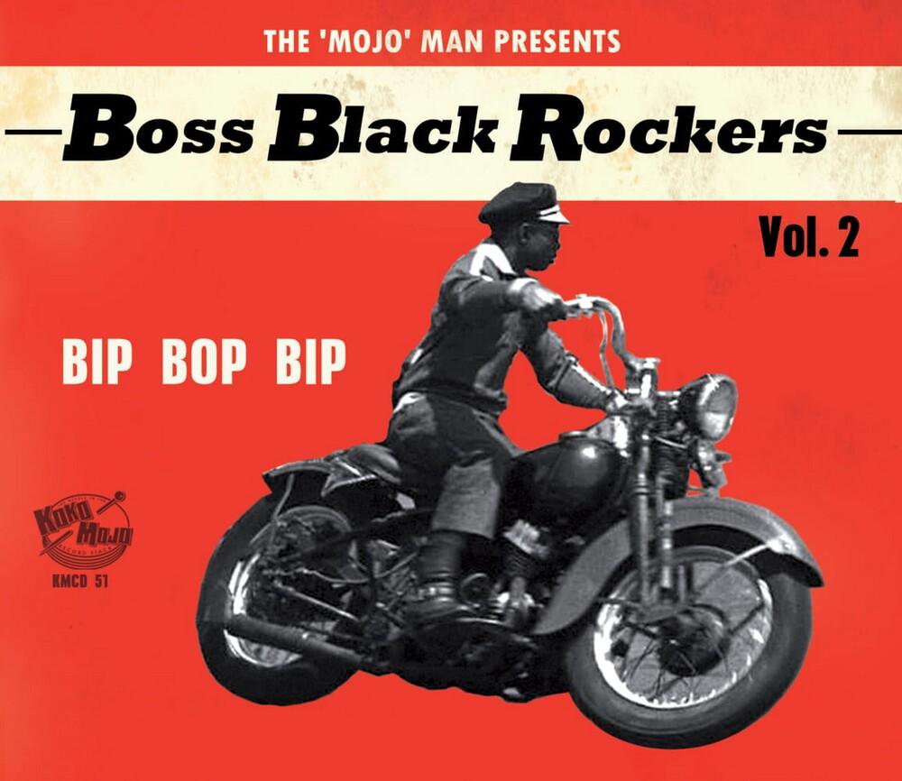 Boss Black Rockers 2 Bip Bop Bip / Various - Boss Black Rockers 2 Bip Bop Bip / Various