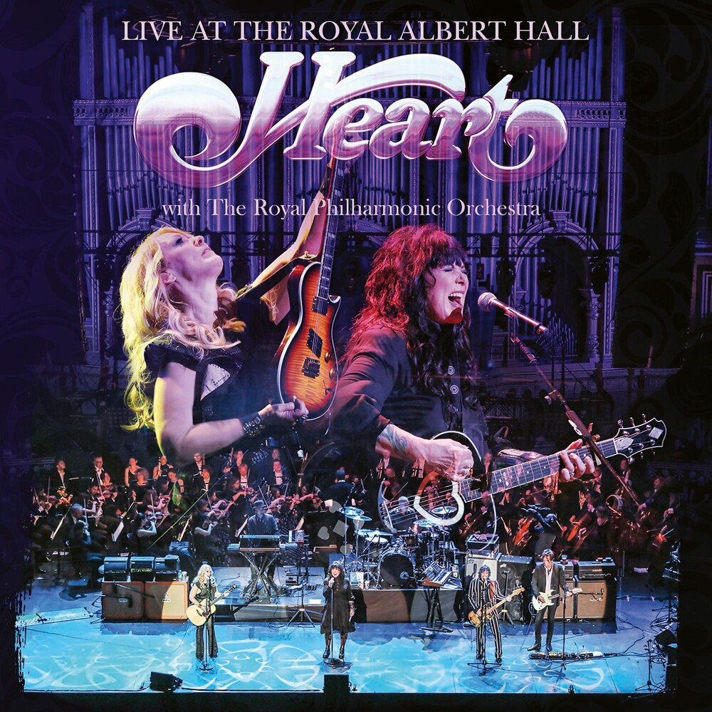 Heart - Live At The Royal Albert Hall (Colv) (Ltd) (Pnk)