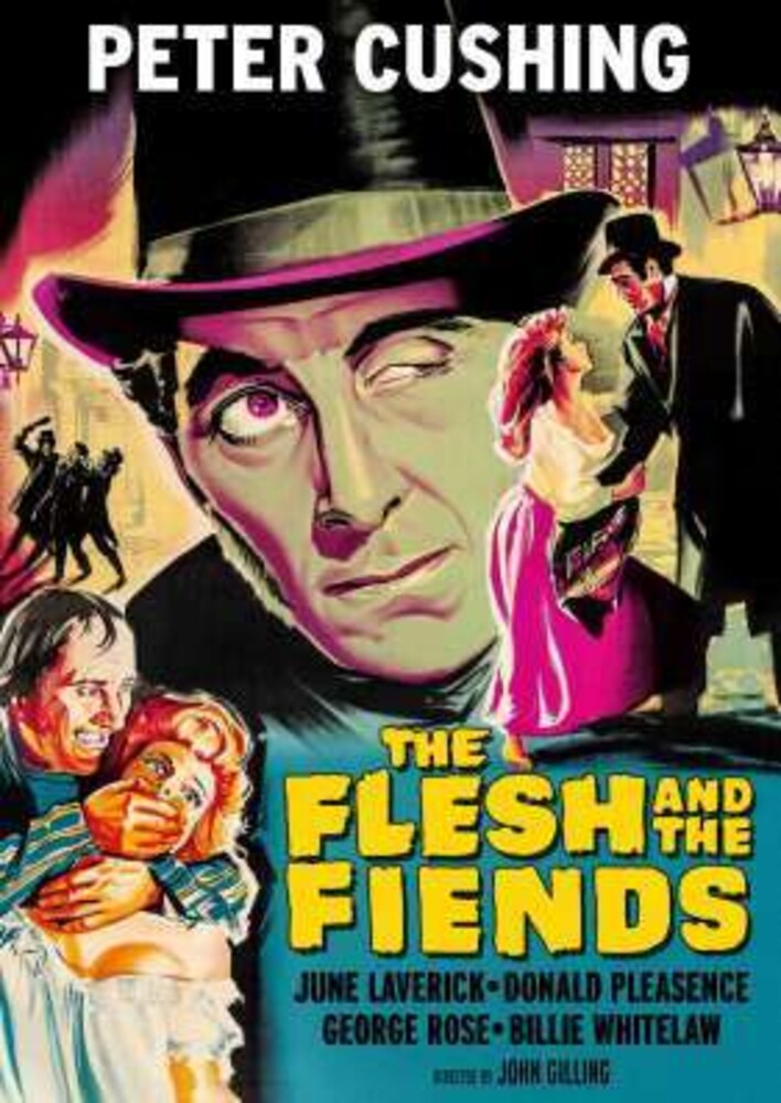 - The Flesh and the Fiends