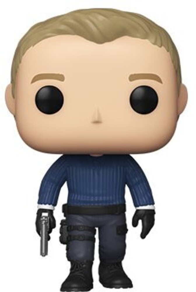 - FUNKO POP! MOVIES: James Bond- James Bond