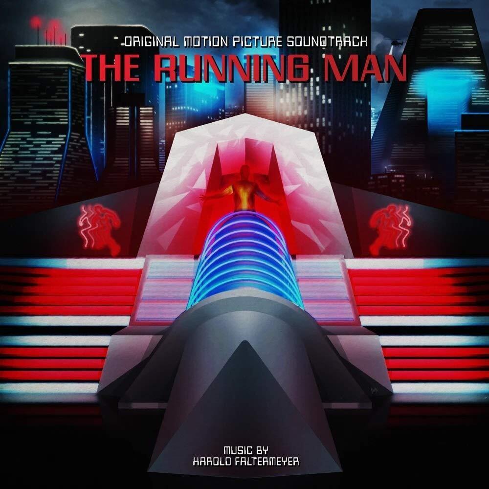 Harold Faltermeyer - Running Man - O.S.T. (Dlx)